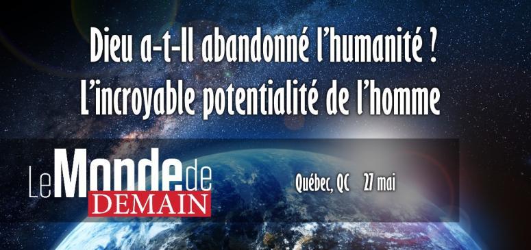 Front slider - CMD Québec, Canada, 27 mai 2016