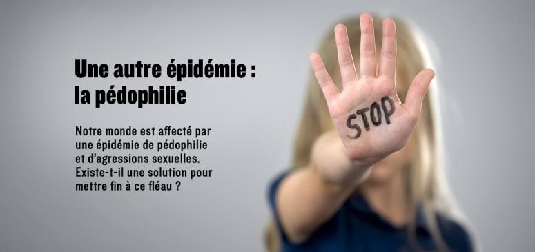 Front slider -- Une autre épidémie: la pédophilie