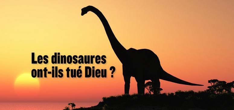 Front slider - Les dinosaures ont-ils tué Dieu?