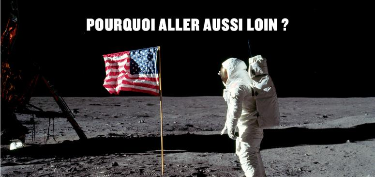 Front slider -- Pourquoi allons-nous dans l'espace?