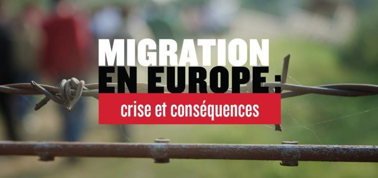 Front slider - Migration en Europe