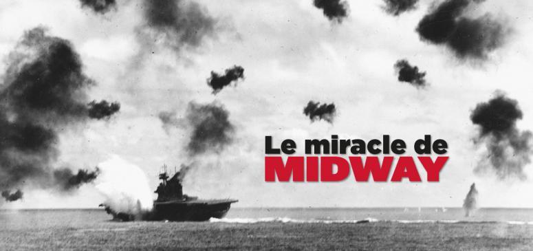 Front slider -- Le miracle de Midway