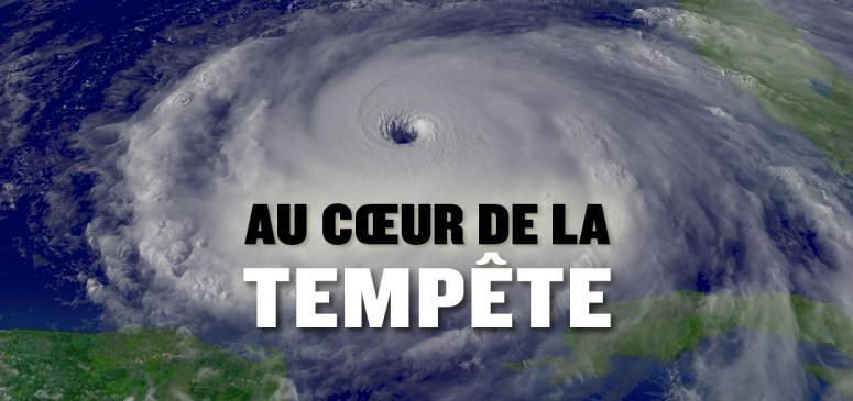 Front slider - Dans la tempête