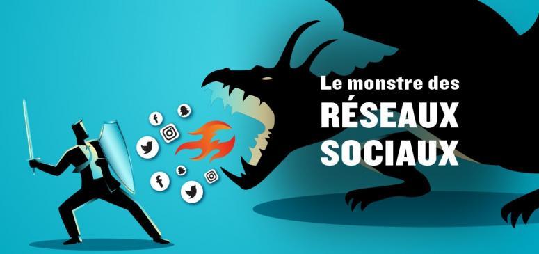 Front slider - Dompter le monstre des réseaux sociaux
