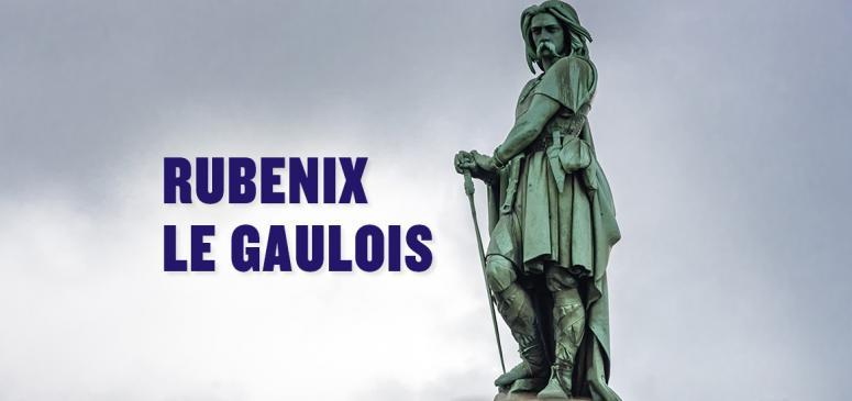 Front slider -- Rubenix le Gaulois