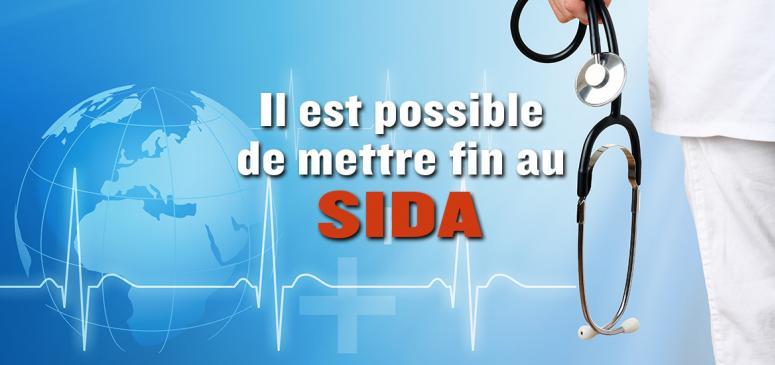 Front slider - Il est possible de mettre fin au sida