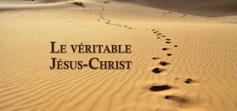 Front slider - Le véritable Jésus-Christ