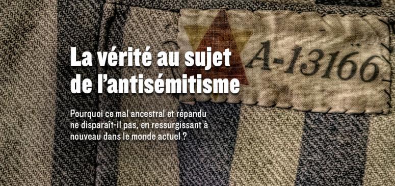 Front slider -- La vérité au sujet de l'antisémitisme