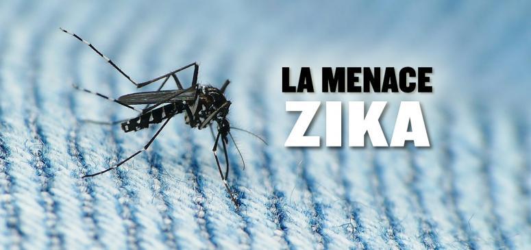 Front slider - La menace Zika